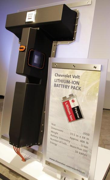 Lithium「GM CEO Henderson Details Plans For Michigan Plant To Build Volt Battery」:写真・画像(17)[壁紙.com]