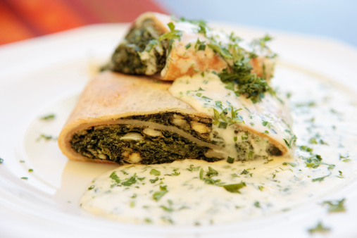 Herb Sauce「spinach strudel with herbal sauce」:スマホ壁紙(11)