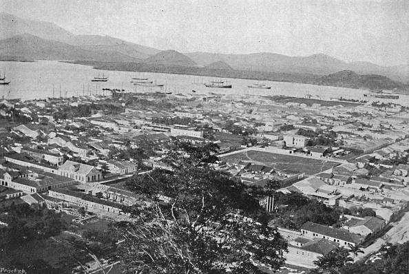 都市景観「Vista Geral De Santos」:写真・画像(8)[壁紙.com]