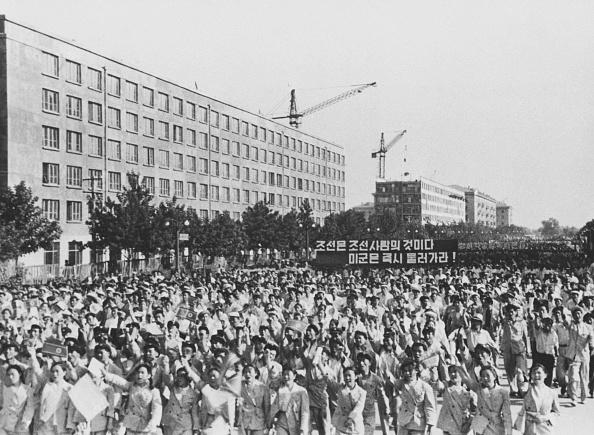 Military Invasion「Pyongyang March」:写真・画像(13)[壁紙.com]