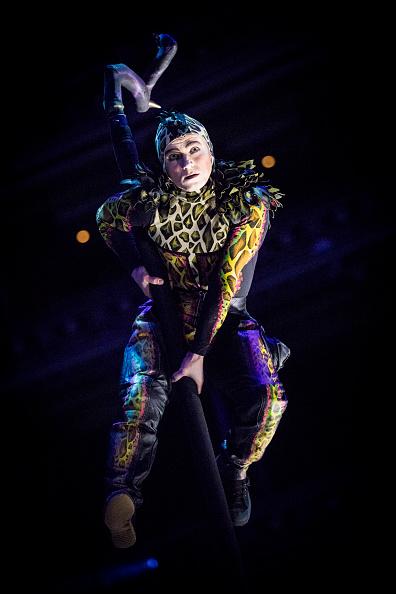 "Tristan Fewings「Cirque Du Soleil's ""Amaluna"" - Dress Rehearsal」:写真・画像(3)[壁紙.com]"