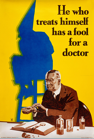 Thermometer「He who Treats Himself Has a Fool for a Doctor'」:写真・画像(13)[壁紙.com]