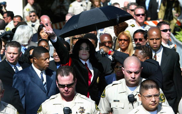 Jury - Entertainment「Michael Jackson Arraignment on Child Molestation Charges」:写真・画像(8)[壁紙.com]