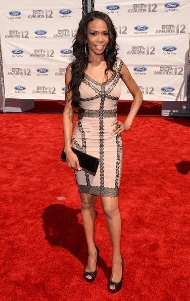 Herve Leger「2012 BET Awards - Arrivals」:写真・画像(4)[壁紙.com]