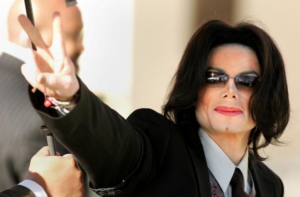Michael Jackson「Jackson Court Case Continues」:写真・画像(7)[壁紙.com]
