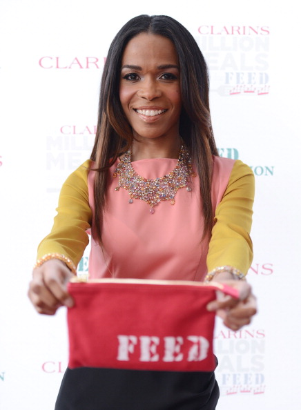 Michelle - Singer「The Clarins Million Meals Concert Benefiting FEED Foundation」:写真・画像(15)[壁紙.com]