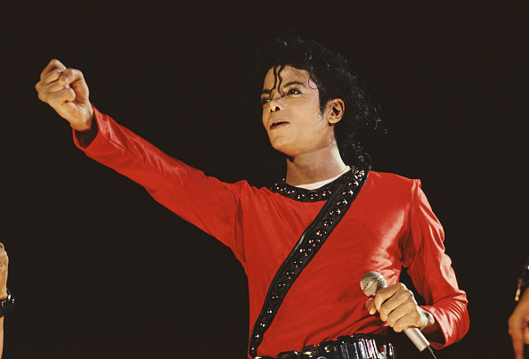 Evil「Michael Jackson Performs Live」:写真・画像(1)[壁紙.com]