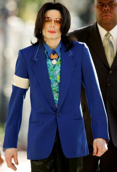 Michael Jackson「Michael Jackson Court Case Continues」:写真・画像(15)[壁紙.com]