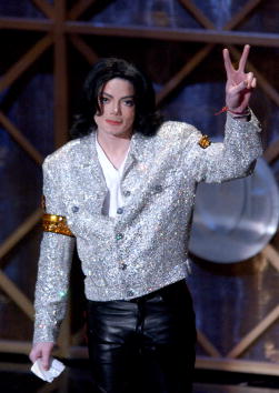 Michael Jackson「29th Annual American Music Awards」:写真・画像(12)[壁紙.com]