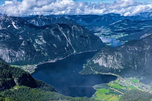 Dachstein Mountains「mountain lake (HDRi)」:スマホ壁紙(16)