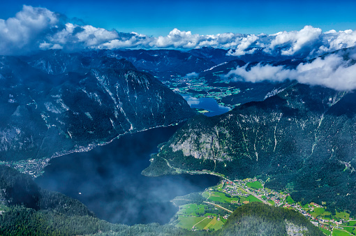 Dachstein Mountains「mountain lake (HDRi)」:スマホ壁紙(9)