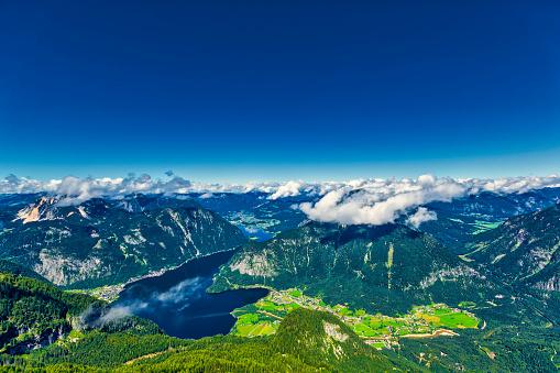 Dachstein Mountains「mountain lake (HDRi)」:スマホ壁紙(15)