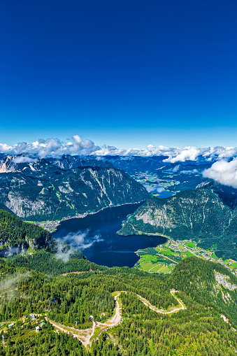 Dachstein Mountains「mountain lake (HDRi)」:スマホ壁紙(7)