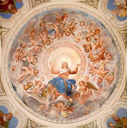 Fresco「Villa Catureglio in Borgo a Mozzano」:スマホ壁紙(2)