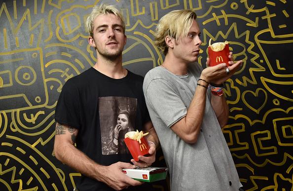 The Past「McDonald's At Made In America Festival In Philadelphia」:写真・画像(6)[壁紙.com]