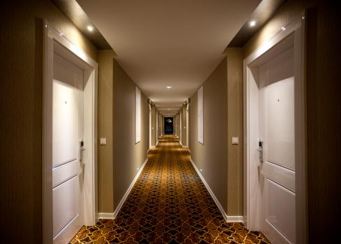 LED Light「Hotel Corridor」:スマホ壁紙(4)