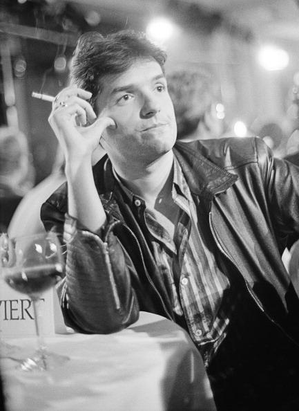 Singer「The Austrian Musician Johann Hölzl, Better Known As Falco. Vienna. 1986. Photograph By Nora Schuster.」:写真・画像(12)[壁紙.com]