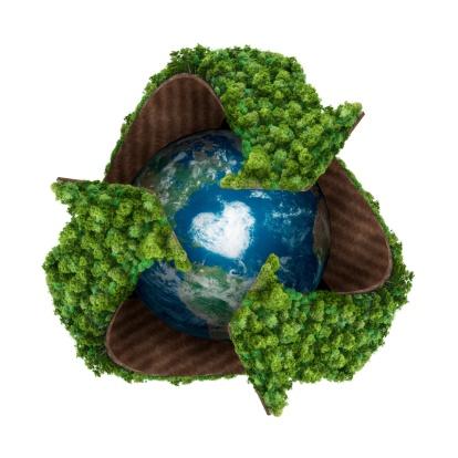 Deforestation「Recycle For Love」:スマホ壁紙(5)