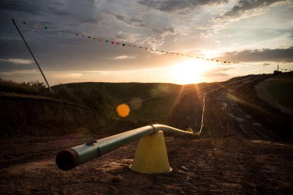 Order「Oil Boom Shifts The Landscape Of Rural North Dakota」:写真・画像(14)[壁紙.com]