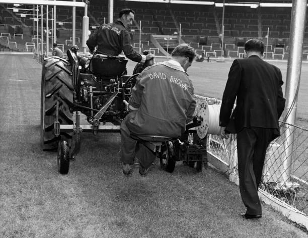 Wembley Groundsmen:ニュース(壁紙.com)