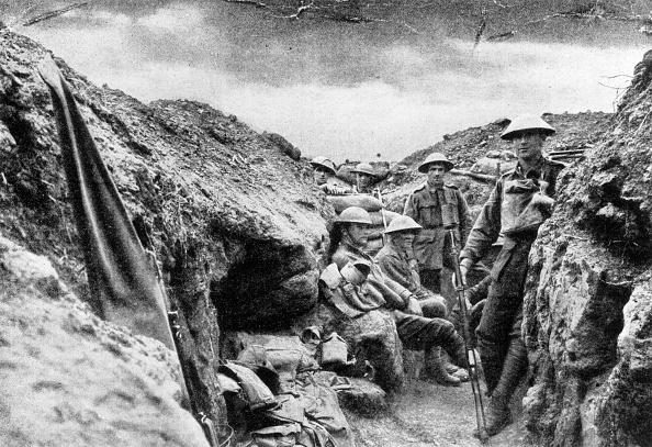 World War I「Battlefront」:写真・画像(7)[壁紙.com]