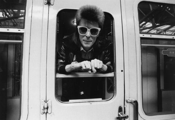 デヴィッド・ボウイ「Bowie On The Rails」:写真・画像(16)[壁紙.com]