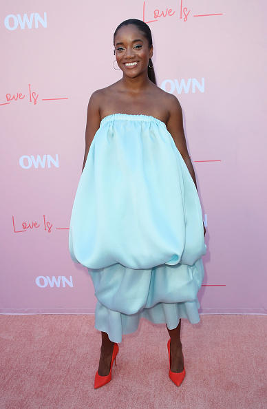 """Ruffled「Premiere Of OWN's """"Love Is_"""" - Arrivals」:写真・画像(16)[壁紙.com]"""