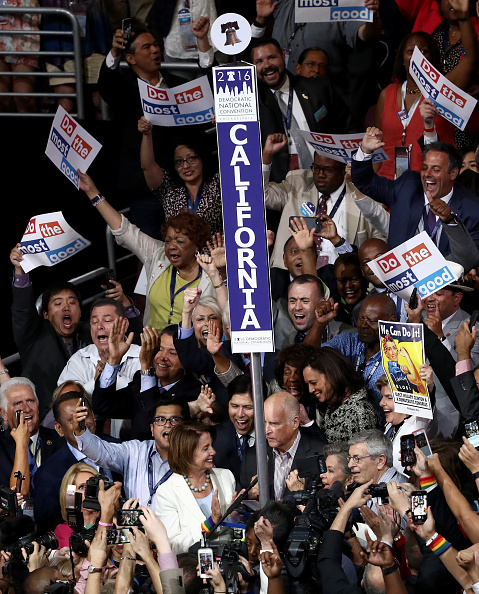 Democratic National Convention 2016「Democratic National Convention: Day Two」:写真・画像(17)[壁紙.com]
