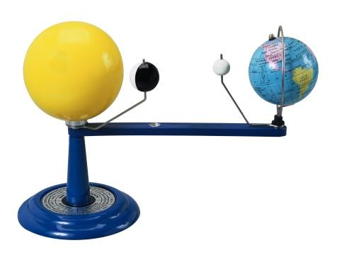Solar System「Sun, Earth and Moon Model」:スマホ壁紙(15)