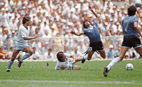 England「1986 FIFA World Cup Quarter Final Argentina v England」:写真・画像(10)[壁紙.com]