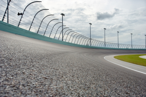 Hairpin Curve「Auto racing Racetrack turn」:スマホ壁紙(4)