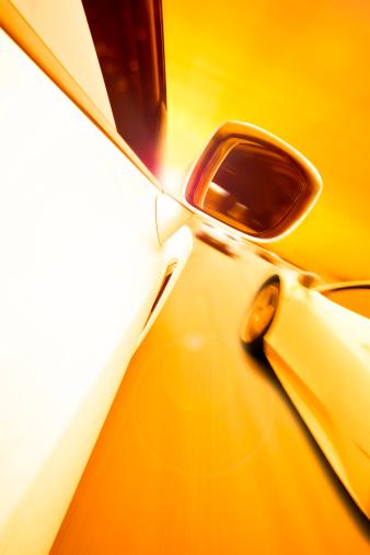 Motor Racing Track「auto racing in sun」:スマホ壁紙(1)