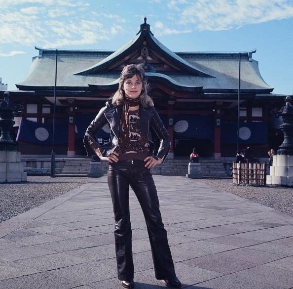 神社「Suzi Quatro」:写真・画像(14)[壁紙.com]
