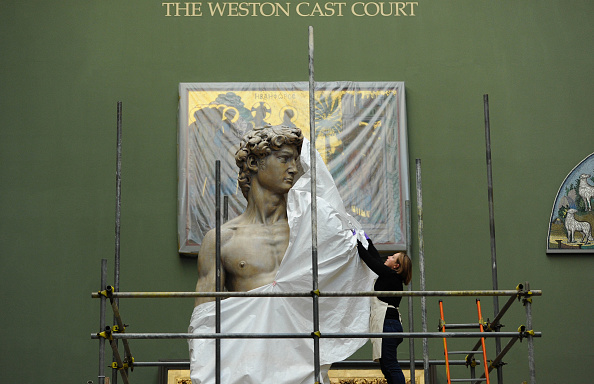 Victoria And Albert Museum - London「Michelangelo's David is Unveiled At The Victoria And Albert Museum」:写真・画像(8)[壁紙.com]