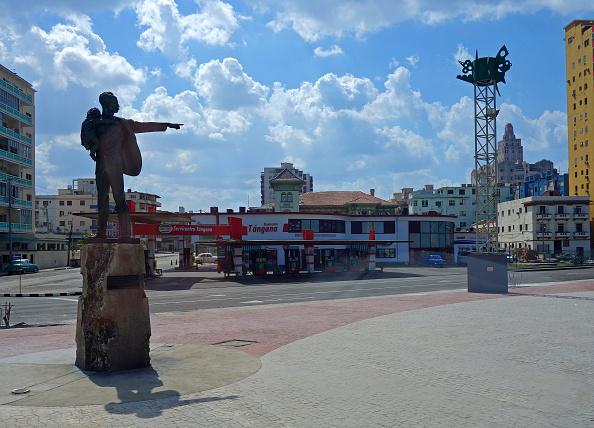 National Landmark「Jose Marti Statue, Havana, Cuba」:写真・画像(10)[壁紙.com]