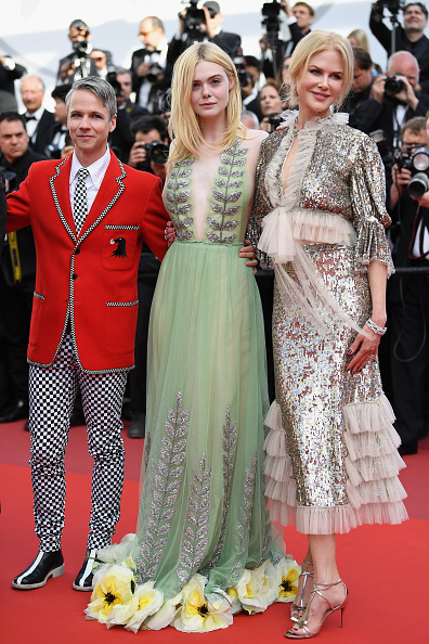 "John Cameron Mitchell「""How To Talk To Girls At Parties"" Red Carpet Arrivals - The 70th Annual Cannes Film Festival」:写真・画像(8)[壁紙.com]"