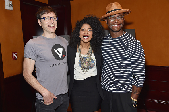 """John Cameron Mitchell「Broadway's """"Hedwig And The Angry Inch"""" Cast Photocall」:写真・画像(7)[壁紙.com]"""