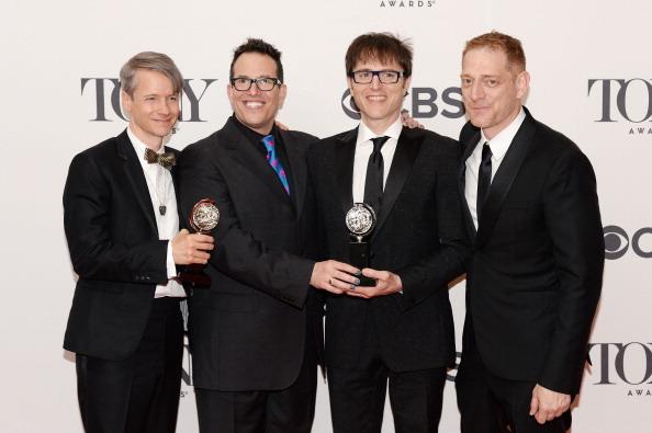 John Cameron Mitchell「2014 Tony Awards - Press Room」:写真・画像(2)[壁紙.com]