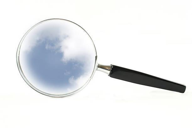 Magnifying glass:スマホ壁紙(壁紙.com)