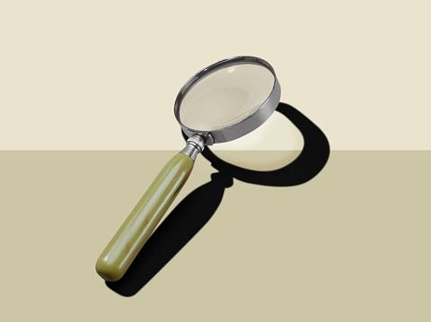Magnifying Glass「Magnifying glass」:スマホ壁紙(9)