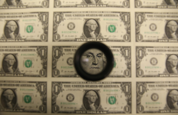 Corporate Business「U.S. Bureau Of Engraving And Printing Oversees Dollar Bill Production」:写真・画像(6)[壁紙.com]