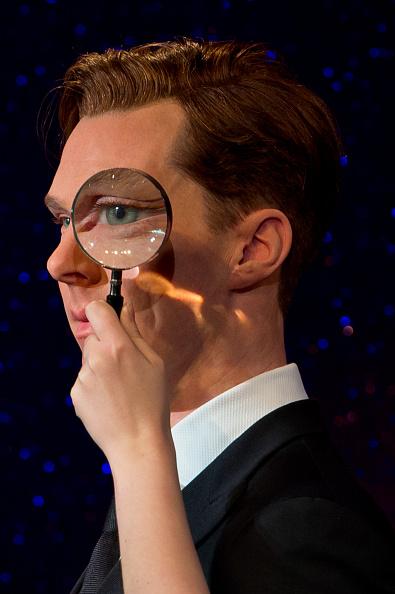 眼「Madame Tussauds Unveil New Wax Figure Of Benedict Cumberbatch」:写真・画像(17)[壁紙.com]