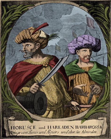 Sailor「Khizr and Aruj Barbarossa- pirates of the Mediterranean」:写真・画像(7)[壁紙.com]