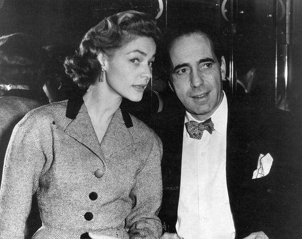 Lauren Bacall「Bacall And Bogey」:写真・画像(2)[壁紙.com]
