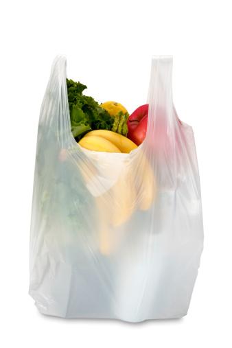 Asparagus「Plastic Grocery Bag」:スマホ壁紙(4)