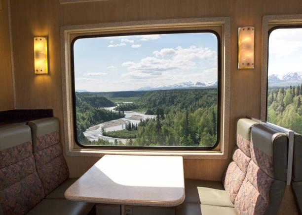 River in rural landscape viewed from train window:スマホ壁紙(壁紙.com)