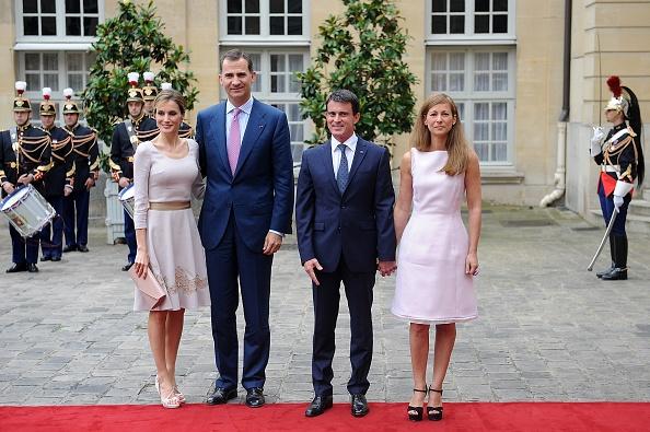 French Prime Minister「King Felipe VI Of Spain On Official Visit In France」:写真・画像(16)[壁紙.com]