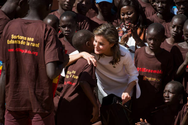 プレゼント「Day 4 - Queen Letizia of Spain Visits Senegal」:写真・画像(15)[壁紙.com]