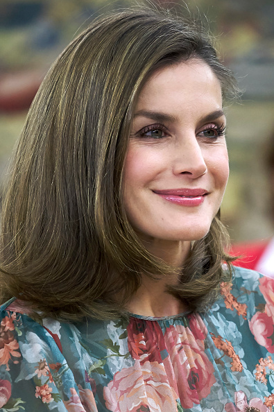 ベストオブ「Queen Letizia Of Spain Attends Audicences At Zarzuela Palace」:写真・画像(14)[壁紙.com]