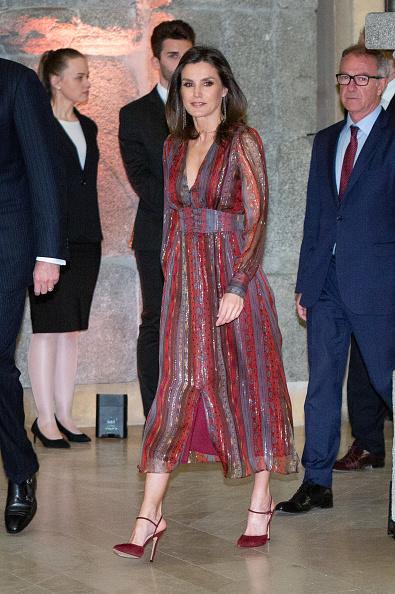 Shoe「Spanish Royals Attend National Culture Awards」:写真・画像(10)[壁紙.com]